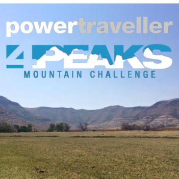 Powertraveller 4peaks Challenge from the sidelines