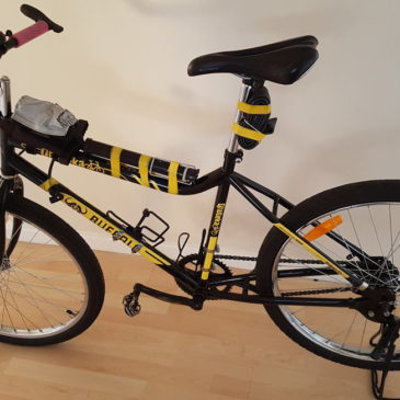 Riding my Qhubeka in the Cape Town Cycle Tour…postponed to 2018